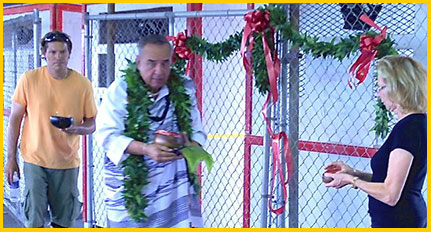 Hawaiian Blessing of 50th State Fair