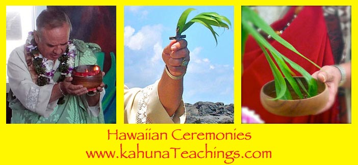 Hawaiian Ceremonies
