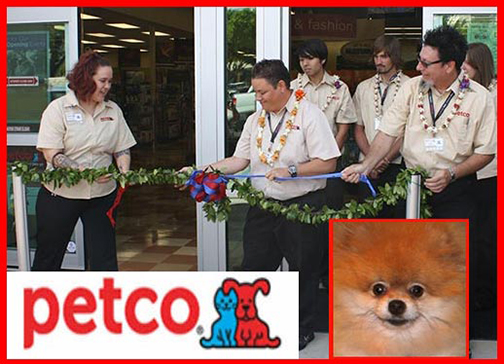 Kahu Silva performs business blessing grand opening for Petco
