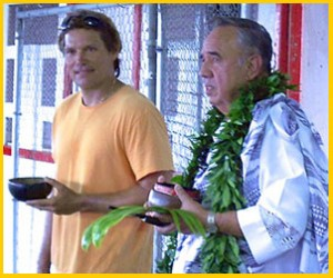 Kahu Silva blesses family business - EK Fernandez 50th State Fair